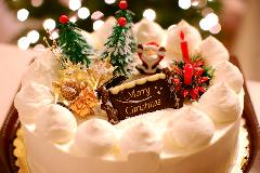 クリスマス・お誕生日ケーキ