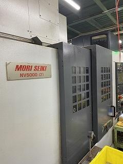 DMGMORI NV5000 a1立型 マシニングセンタ