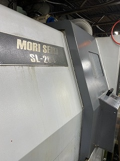DMGMORI SL-204 NC旋盤