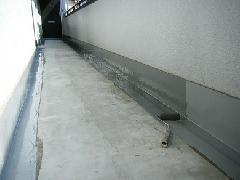 マンション共用部分の防水工事