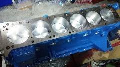L28改3.0Lコンプリートエンジン(新規製作)亀有製パーツ多数