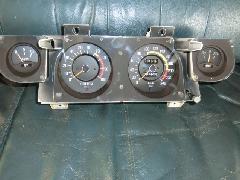 ケンメリ スピーメーター/タコメーター/油圧計(書き換え)