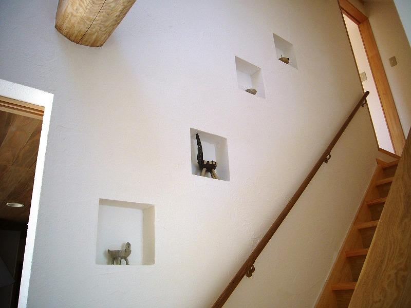 階段 ニッチ
