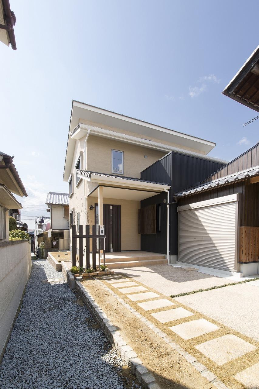 大阪府高槻市「2世帯で暮らす。新築+リフォーム」