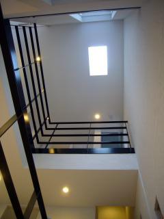 階段 吹き抜け