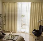 遮光性レギュラーカーテン