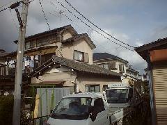 東京 八王子市 コロニアル葺き替え工事