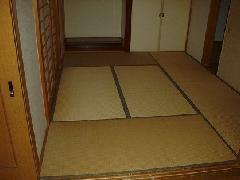 東京 八王子市 畳表替え
