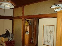 東京 八王子市 じゅらく壁からクロスに変更内装リフォーム工事