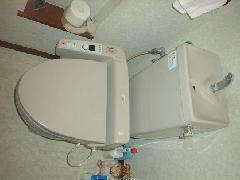 神奈川 相模原市 トイレ一式交換リフォーム工事