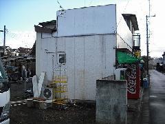 東京 八王子市 木造店舗解体工事