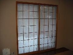 山梨 上野原市 住宅エコポイント対象内窓工事(トステム製インプラス)