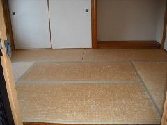 山梨 上野原市 畳からフローリングへ張替え工事