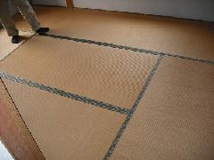 東京 八王子市 畳からフローリングへ張替え工事