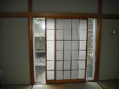東京 八王子市 住宅エコポイント対象内窓工事(トステム製インプラス)