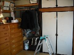 東京 八王子市 クローゼット設置工事