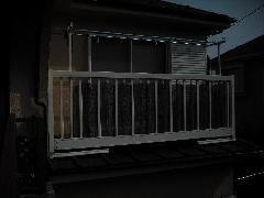 東京 八王子市 サンルーム工事