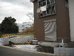 東京 町田市 鉄骨架台工事