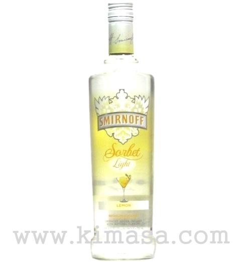 スミノフ ソルベ ライト レモン 30度 750ml