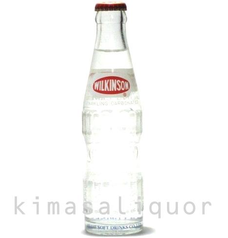 ウィルキンソン タンサン 190ml 瓶