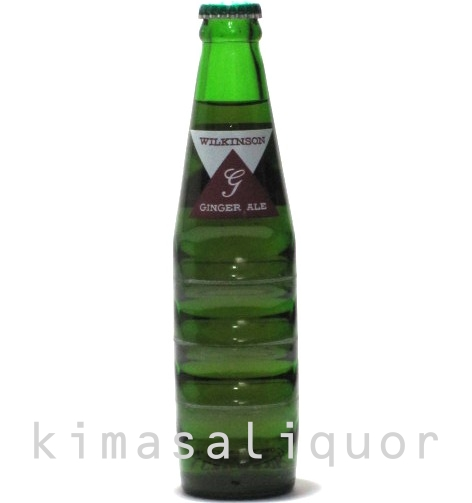 ウィルキンソン 辛口 ジンジャエール 190ml 瓶