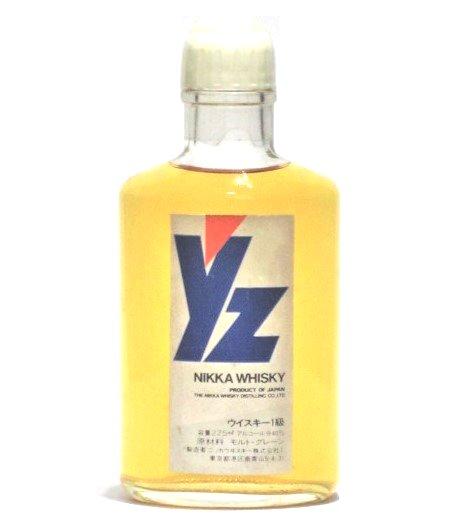 [古酒] ニッカウイスキー Yz 1級 40度 225ml