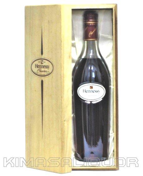 [古酒] [木箱入り] ヘネシー キュヴェ スペリオール (赤ヘネ) 正規品 終売品 40度 700ml