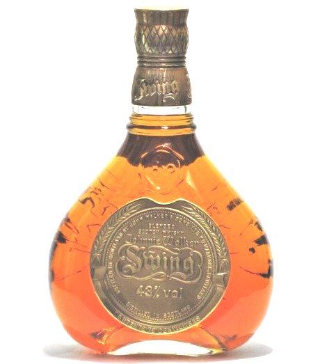 [古酒] ジョニーウォーカー スウィング (スイング) 43度 750ml