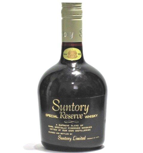 [古酒] サントリー リザーブ 特級表示 43度 760ml
