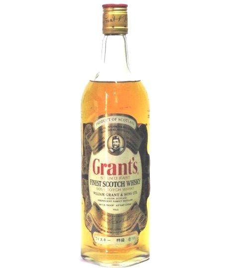 [古酒] グランツ 特級表示 正規品 43度 760ml