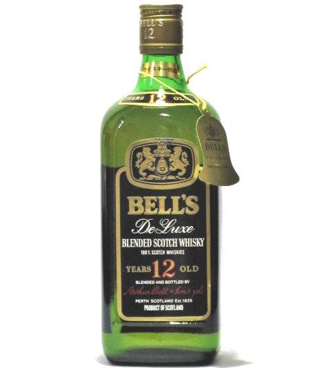 [古酒] ベル 12年 特級表示 正規品 箱付き 43度 750ml