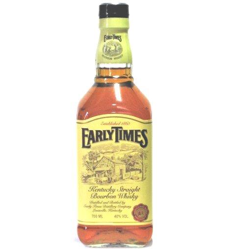 [古酒] アーリータイムズ 正規品 40度 700ml ※オリがあります。