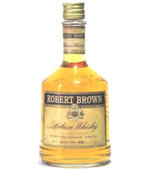 [古酒] キリンシーグラム ロバートブラウン 特級表示 43度 760ml