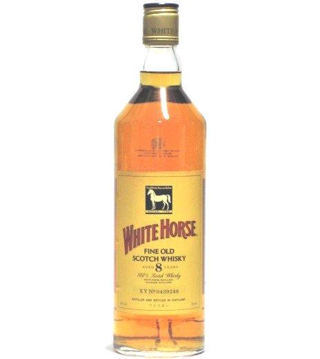 [古酒] ホワイトホース 8年 ファインオールド 正規品 40度 700ml
