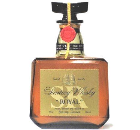 [古酒] サントリーウイスキー ローヤル 特級表示 箱付き 43度 720ml