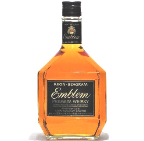 [古酒] キリンシーグラム エンブレム 特級表示 43度 760ml