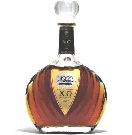 [古酒] サントリーブランデー XO デラックス 2000年 ミレニアム 40度 700ml