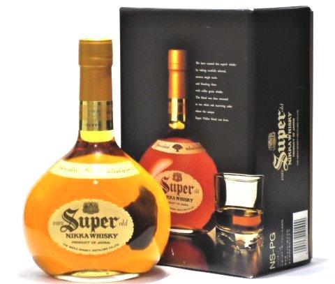 [古酒] ニッカ スーパーニッカ 箱付き 43度 750ml