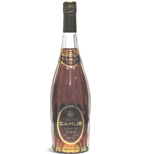 [古酒] カミュ グランド VSOP 正規品 40度 700ml