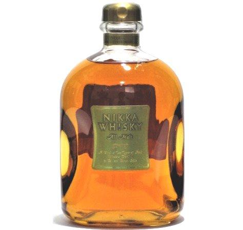 [古酒] ニッカ オールモルト 43度 750ml