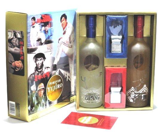 [古酒]  FOREVER YUJIRO (石原裕次郎 17th ANNIVERSARY)
