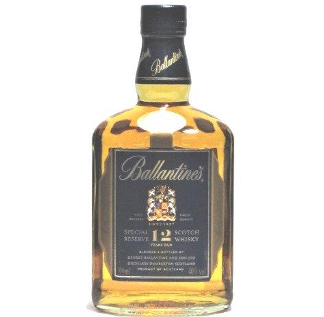 [古酒] バランタイン 12年 正規品 40度 700ml