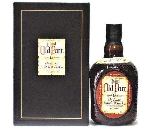 [古酒] オールドパー 12年 正規品 箱付き 43度 750ml