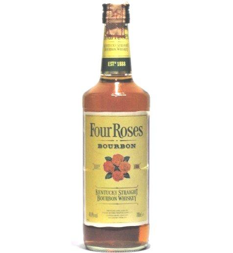 [古酒] フォアローゼス イエロー 40度 700ml