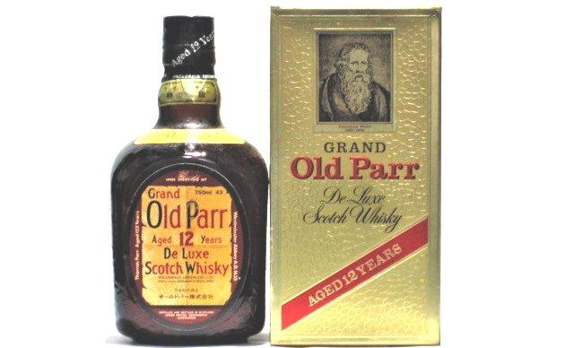 [古酒] オールドパー 12年 特級表示 正規品 43度 750ml
