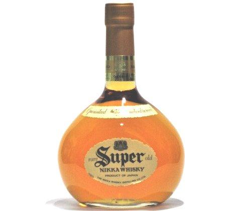 [古酒] ニッカウイスキー スーパーニッカ 43度 750ml