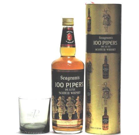 [古酒] 100 パイパース 特級表示 正規品 43度 760ml
