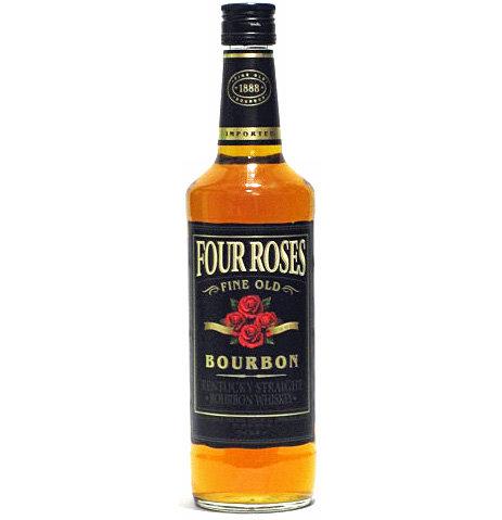 [古酒] フォアローゼス ブラック 正規品 旧ボトル 40度 700ml