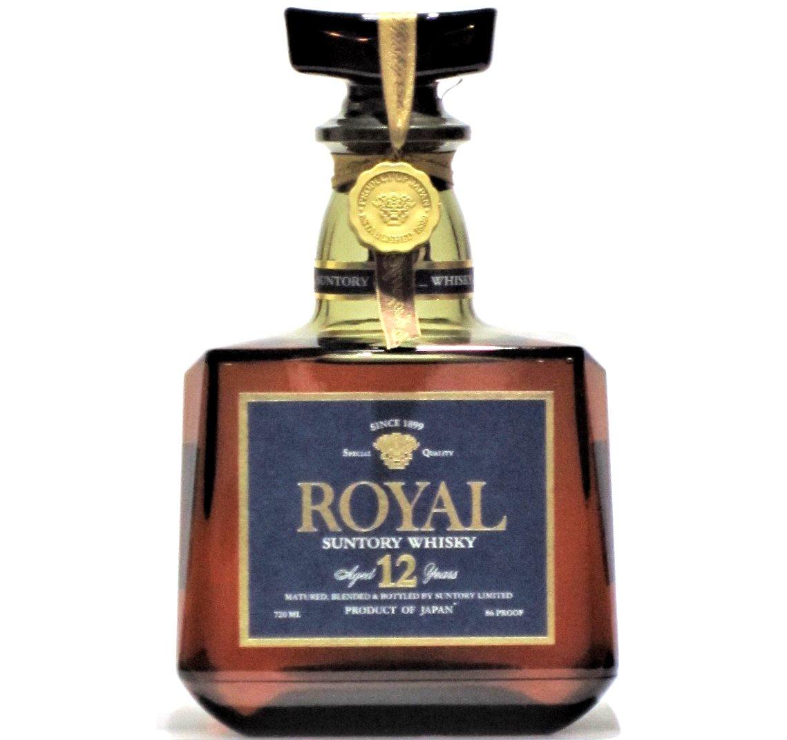 [古酒] サントリーウイスキー ローヤル プレミアム 12年 43度 720ml