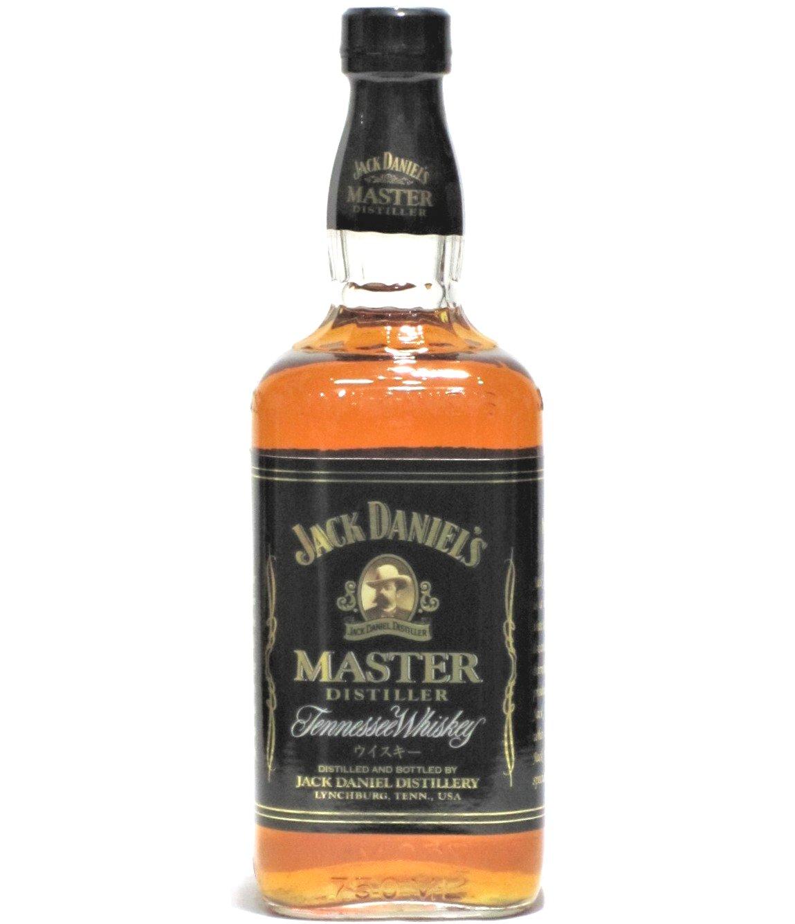 [古酒] ジャックダニエル マスターディスティラー 正規品 45度 750ml